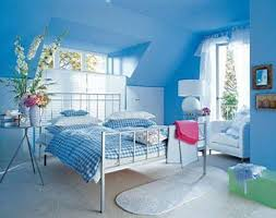 Clean Bedroom After Completing House Cleaning Services