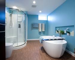 Clean Bathroom After Completing House Cleaning Services